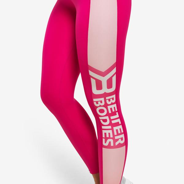 Better Bodies Legíny Chrystie Hot Pink - 5