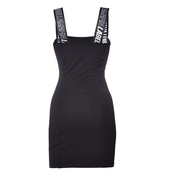 Labella Šaty Sportswear Black - 5