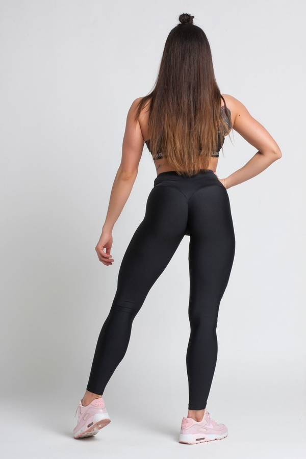 Gym Glamour Legíny Black, S - 5