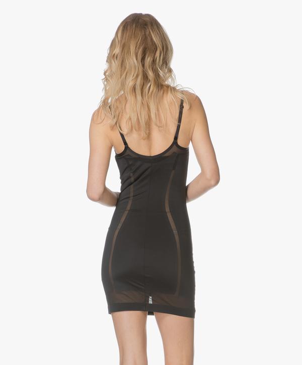 Calvin Klein Košilka Sculpted Černá, XS - 5