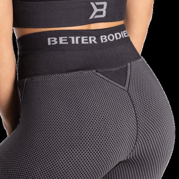 Better Bodies Legíny Roxy Grey, XS - 5