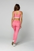 Gym Glamour Legíny High Waist Pink - 5/5