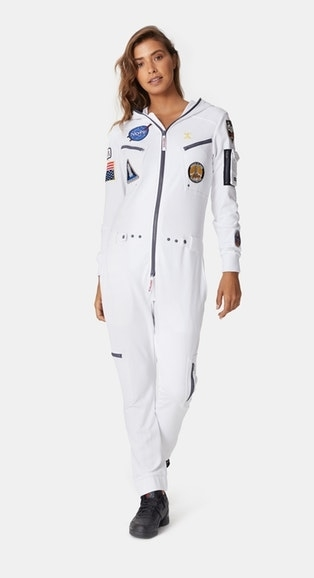 OnePiece AstroNOT Overal White, M - 5