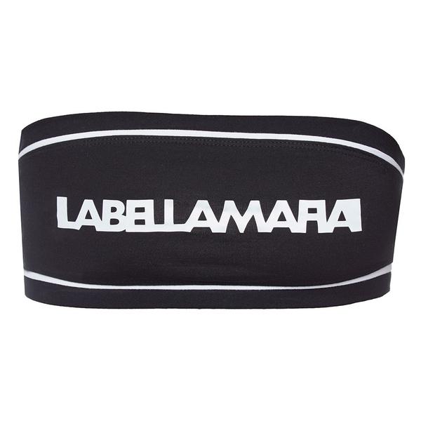 Labella Bandeau Black/White - 5