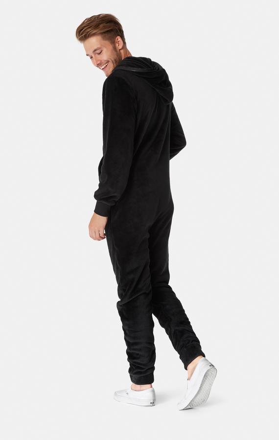 OnePiece Puppy Hug Fleece Black, M - 6