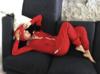OnePiece Original Slim Onesie Red, L - 6/6