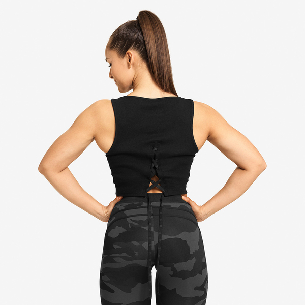 Better Bodies Crop-top Astoria Black, S - 6