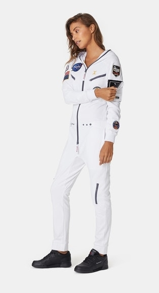 OnePiece AstroNOT Overal White, M - 6