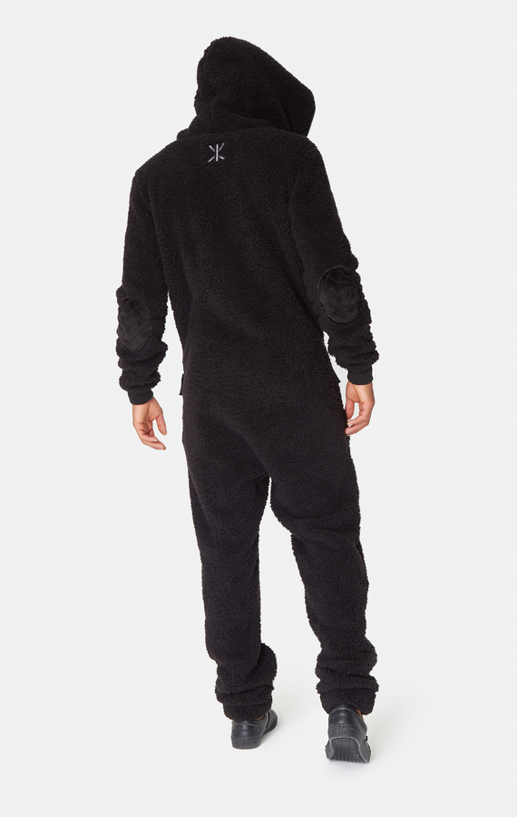 OnePiece Teddy Love Fleece Black - 6