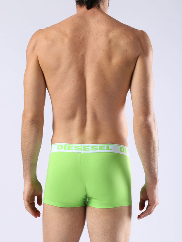 Diesel 3Pack Boxerky Black, Blue & Green Fluo, XXL - 7