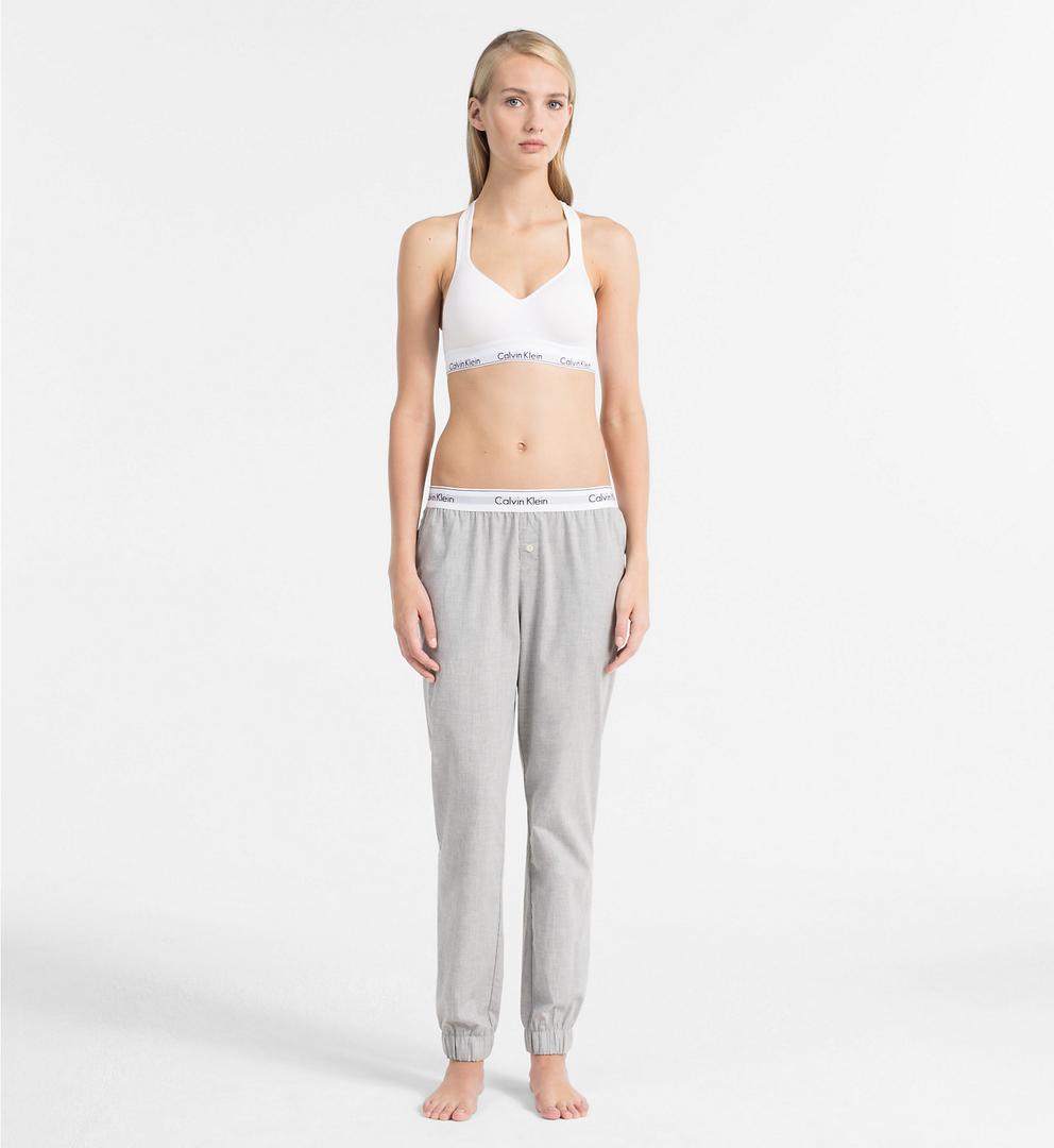 8d0339294 Calvin Klein Sweatpants Šedé - 1