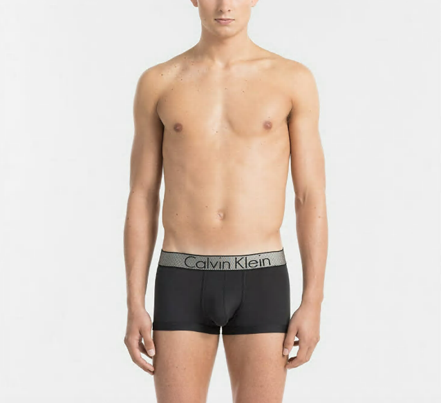 8a07be51ef Calvin Klein Boxerky Customized Stretch Černé LR - 1