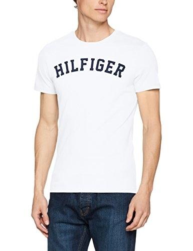 Tommy Hilfiger Pánské Tričko Iconic White 58ed3ce463a