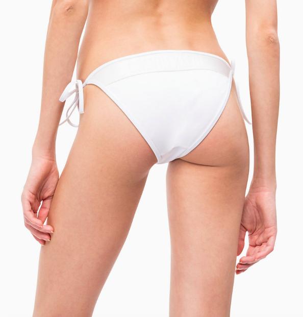 d359ed03c Calvin Klein Plavky Intense Power White Spodní Díl - 2